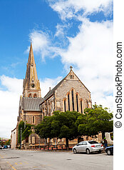 church in Grahamstown, South Africa