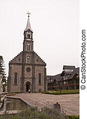Church in Gramado - RS - Brazil
