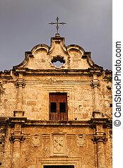 Church in Havana, Cuba