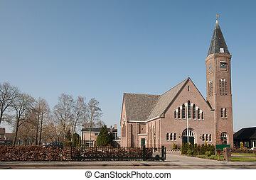 Church in Holland