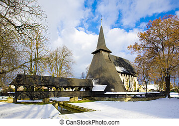 church in Koci, Czech Republic