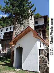 Church in monastery