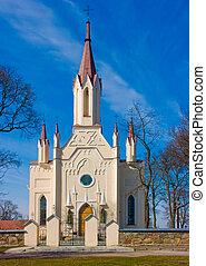 Church in Musninkai
