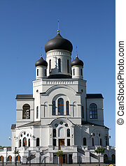 Church in Mytischy Russia