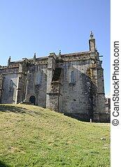 Church in Pontevedra, Galicia, Spain.