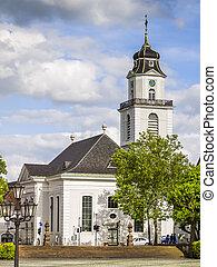 Church in Saarbruecken - An image of a nice church in...