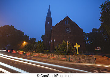 Church in Sarbinowo