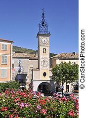 Church in Sisteron