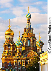 Church in St. Petersburg - Church of the Savior on Spilled...