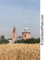 Church in Suzdal Russia