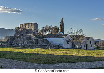 Church in the castle of Ioannina