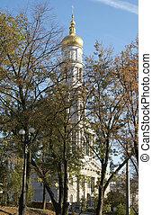 Church in the city of Kharkov