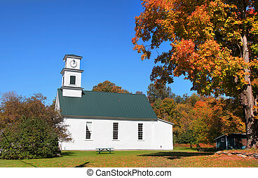 Church in Vermont