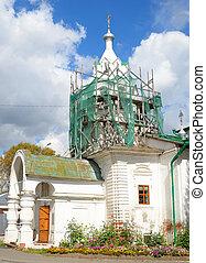 Church in Vologda.