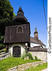 church, Liptovsky Michal, Slovakia
