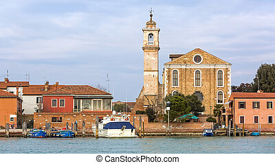 Church Murano Island