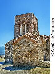 Church Of Agia Sofia, Mystras, Greece - Church Of Agia Sofia...