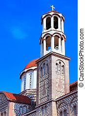 Church of Agios Georgios, Chalkidiki, Greece