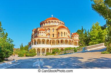 Church of Agios Nektarios - Church of Saint Nectarios in ...