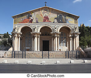 Church of All Nations in Jerusalem