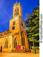 Church of All Saints, York, UK