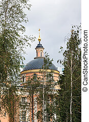 Church of Barbara the Great Martyr on Varvarka