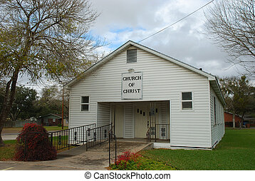 Church of Christ in a small American Town