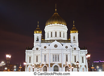 Church of Christ the Savior in Moscow