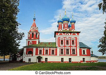 Church of Dimitry on the Blood in Uglich