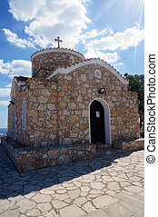 Church of Elijah the Prophet in Cyprus