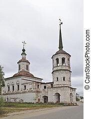 Church of Elijah the Prophet in Great Ustyug