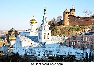 Church of Elijah the Prophet in Nizhny Novgorod