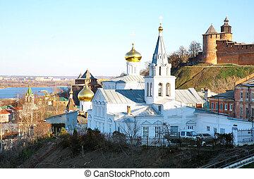 Church of Elijah the Prophet Nizhny Novgorod