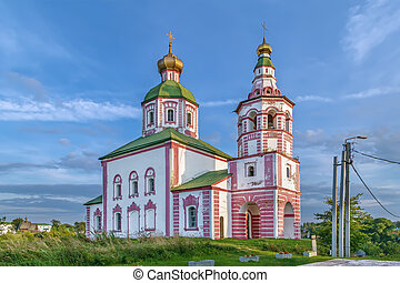 Church of Elijah the Prophet, Suzdal, Russia