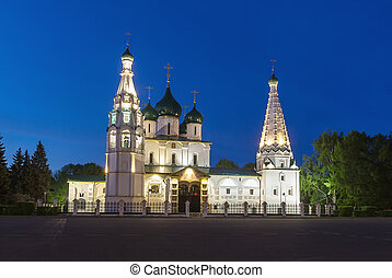 Church of Elijah the Prophet, Yaroslavl
