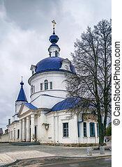 Church of Elijah the Prophet, Zaraysk, Russia
