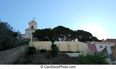 Church of Graca, Lisbon, Portugal