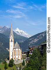Church of Heiligenblut; Austria