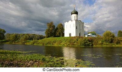 Church of Intercession upon Nerl River. (Bogolubovo,...