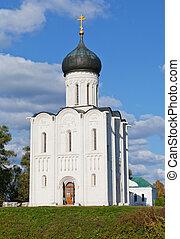 Church of Intercession upon Nerl River. Bogolubovo, Vladimir region