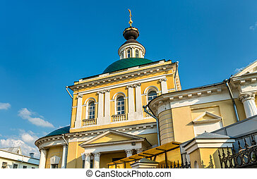 Church of John the Baptist in Kolomna, Russia