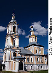 Church of Kazan Mother of God in Uglich, Russia