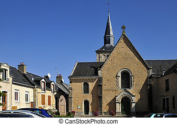 Church of Loue in France