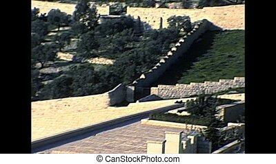 Church of Mary Magdalene and Dominus Flevit - Jerusalem...