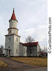 Church of Mellila, Finland