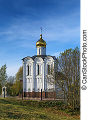 Church of Michael the Archangel, Maloyaroslavets, Russia