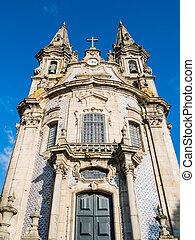 Church of Nossa Senhora da Consolacao in Guimaraes, Portugal
