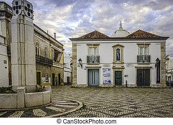Church of Nossa Senhora da Soledade (museum entry)