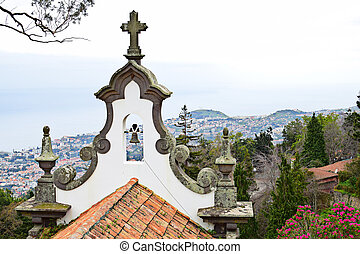 Church of Nossa Senhora do Monte, Madeira