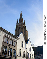 Church of Our Lady, Bruges, belgium 2017 - The Church of Our...